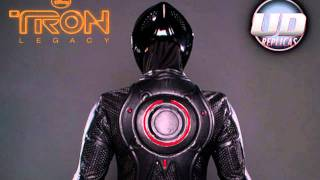 Tron Legacy Suit Perfect for Lightcycle Rides