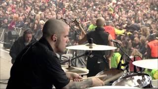 Trivium - Throes of Perdition - Download Festival 2012 (Pro fo…