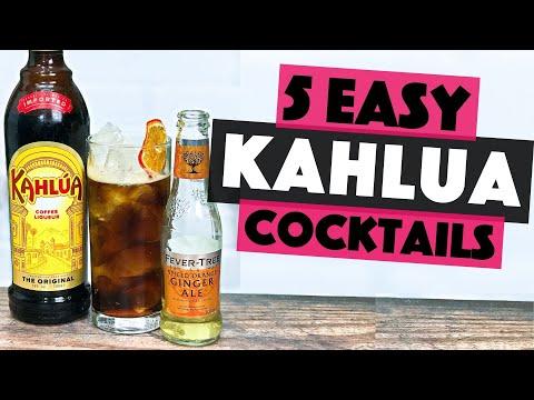 Kahlua Coffee Recipes