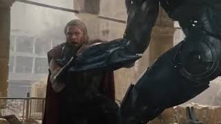 Avengers age of ultron climax fight scene(Tamil)