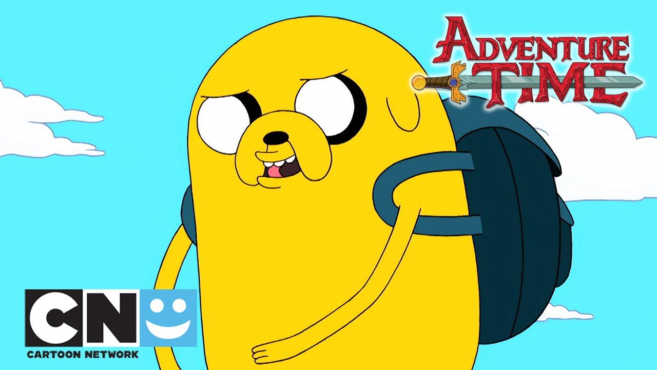adventure time best jake moments cartoon network youtube