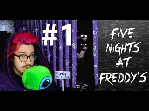 Bonnie Baby Bunny Boo! - Five Nights At Freddy's - Part 1