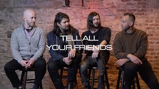 Taking Back Sunday on Tell All Your Friends Album by Album Series