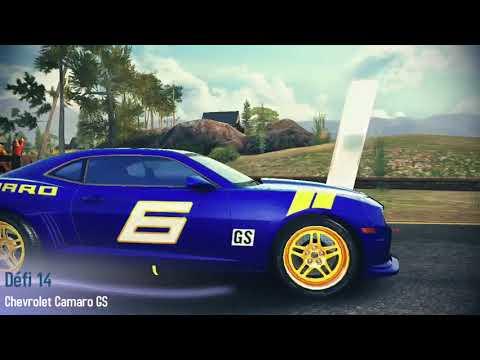 Maitrise Chevrolet Camaro Gs 10 15 Youtube