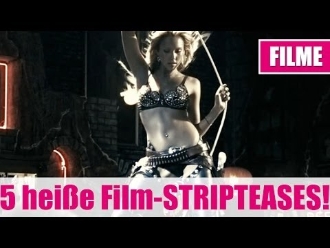 Striptease: Die 5 heißesten Film-Tänze!