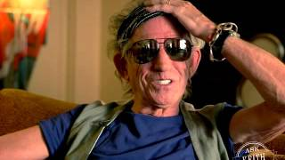 Ask Keith Richards: What Was It Like to Write with Tom Waits and Steve Jordan?