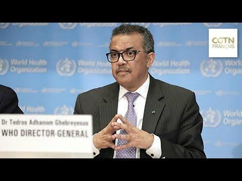 Directeur général de l'OMS: la pandémie est loin d'être finie