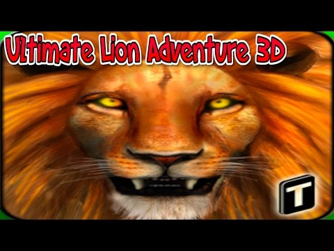 Ultimate Lion Adventure 3D-By Tapinator, Inc.  Simulation – Google Play(Super HD Quality)