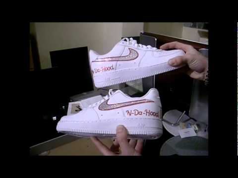 nike air force 1 femme customiser