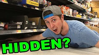 Hidden Pokemon Cards Searching At The Store! (Old Tins Found!) Ep 50