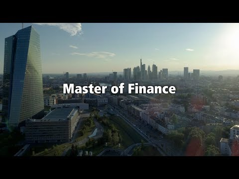 Master of Finance | Frankfurt School