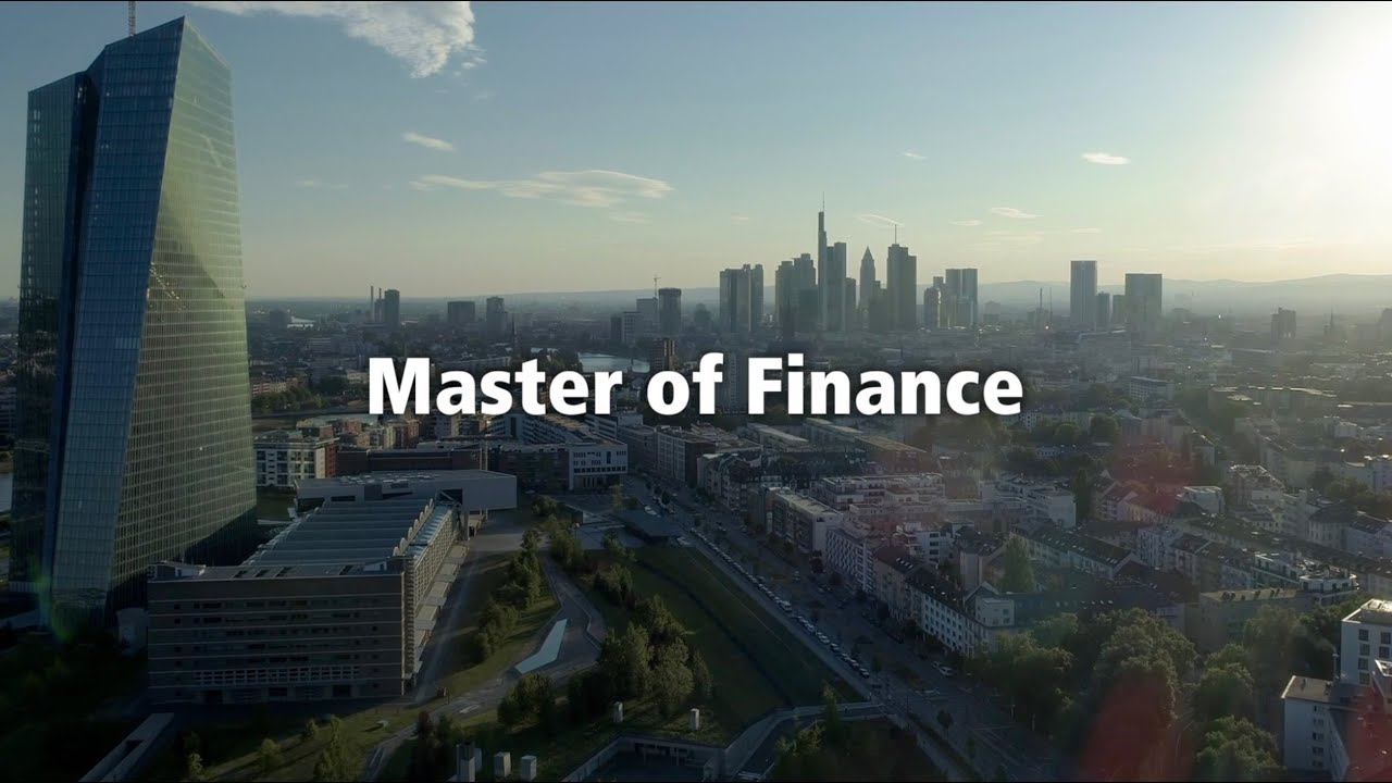 Master of Finance in Germany | Frankfurt School