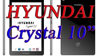 Tablet HYUNDAI CRYSTAL 10