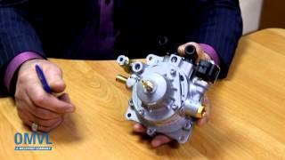 Как работает газовый редуктор в автомобиле? Принцип работы на примере редуктора OMVL СPR