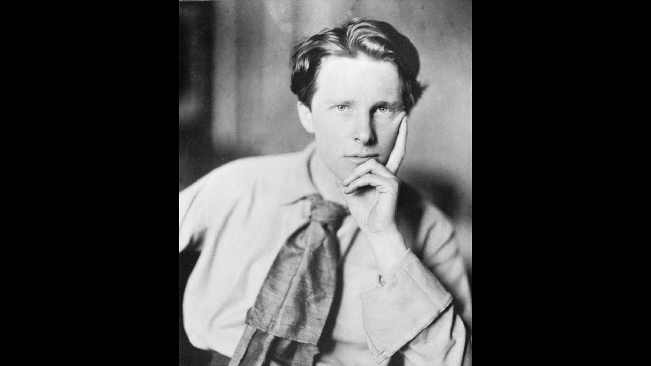 The better war poet rupert brooke