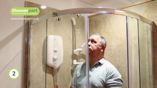 Tutorial: How do I fit my shower rollers in less than 60 seconds?