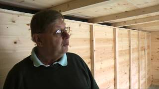 Customer Review - Standard Pent Shed