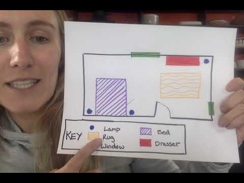 Bedroom Map Use A Key Youtube