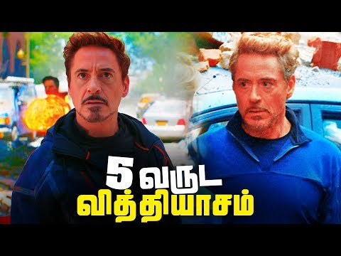 Avengers 4 will HAPPEN after 5 Years from Infinity War 😲 (தமிழ்)