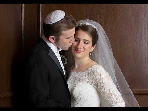 Modern Orthodox Wedding, Yardena & Ross June 28, 2015 at The BAYT