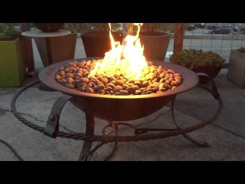 Firefly Designs Fire Bowl