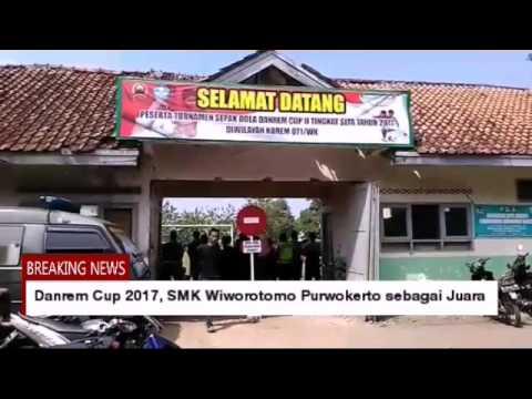 DANREM CUP II 2017 SMK WIWOROTOMO JUARANYA
