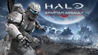HALO: Spartan Assault   Debut Gameplay Trailer [EN] (2013)   HD