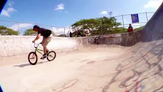 DAKOTA ROCHE, COREY MARTINEZ, NATHAN WILLIAMS BMX VIDEO - USA