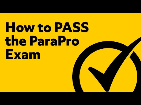 Free ParaPro Assessment Test - Sample Questions from the ParaPro ...