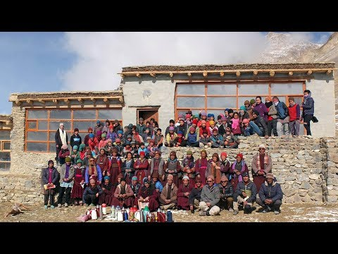 Tanpo Solar School in the Himalayas - Indiegogo 2017