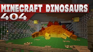 Minecraft Dinosaurs! || 404 ||| The Fossils