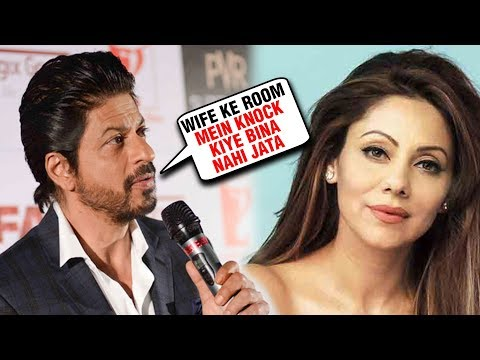 Shahrukh Khan SHOCKING Statement On #Metoo Movement