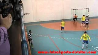 "26.ª Jorn. Campeonato Distrital Juvenil 1.ª Div. ""Boavista FC Vs Escolas DC Gondomar"" 2013/14"