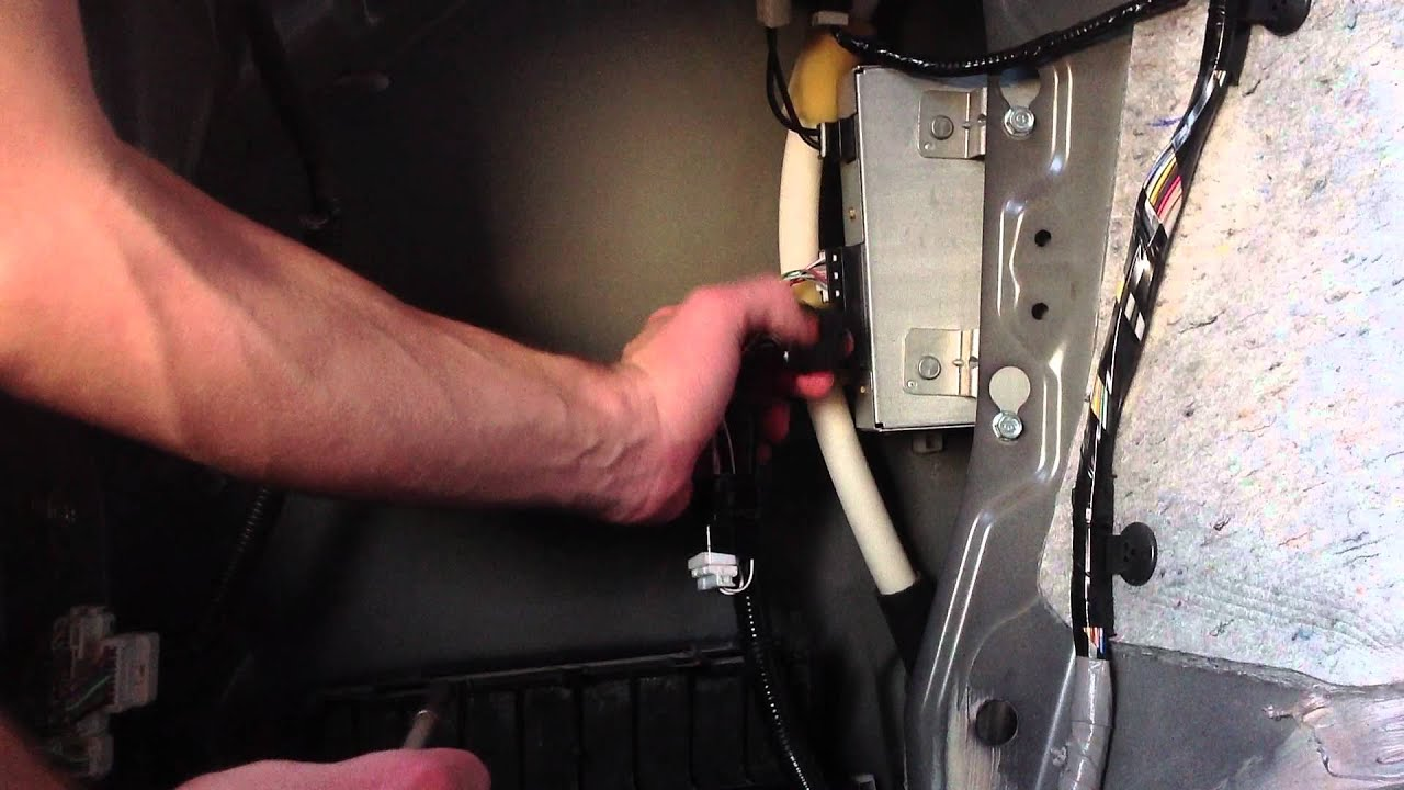 small resolution of installing usa spec pa15 acuxi y harness 2005 acura rl