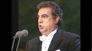 Placido Domingo - Recitar...Vesti La Giubba