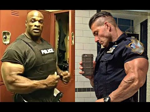 Should Cops be Allowed to use Steroids?