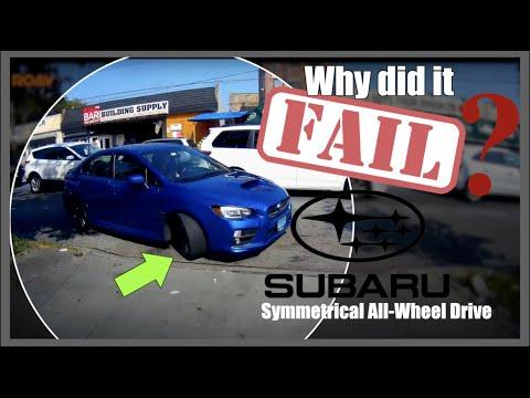 Subaru WRX RWD Conversion? 🤔