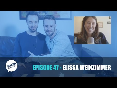 Episode 47 - Connect To Your Material | Breath Of Fire! | Elissa Weinzimmer