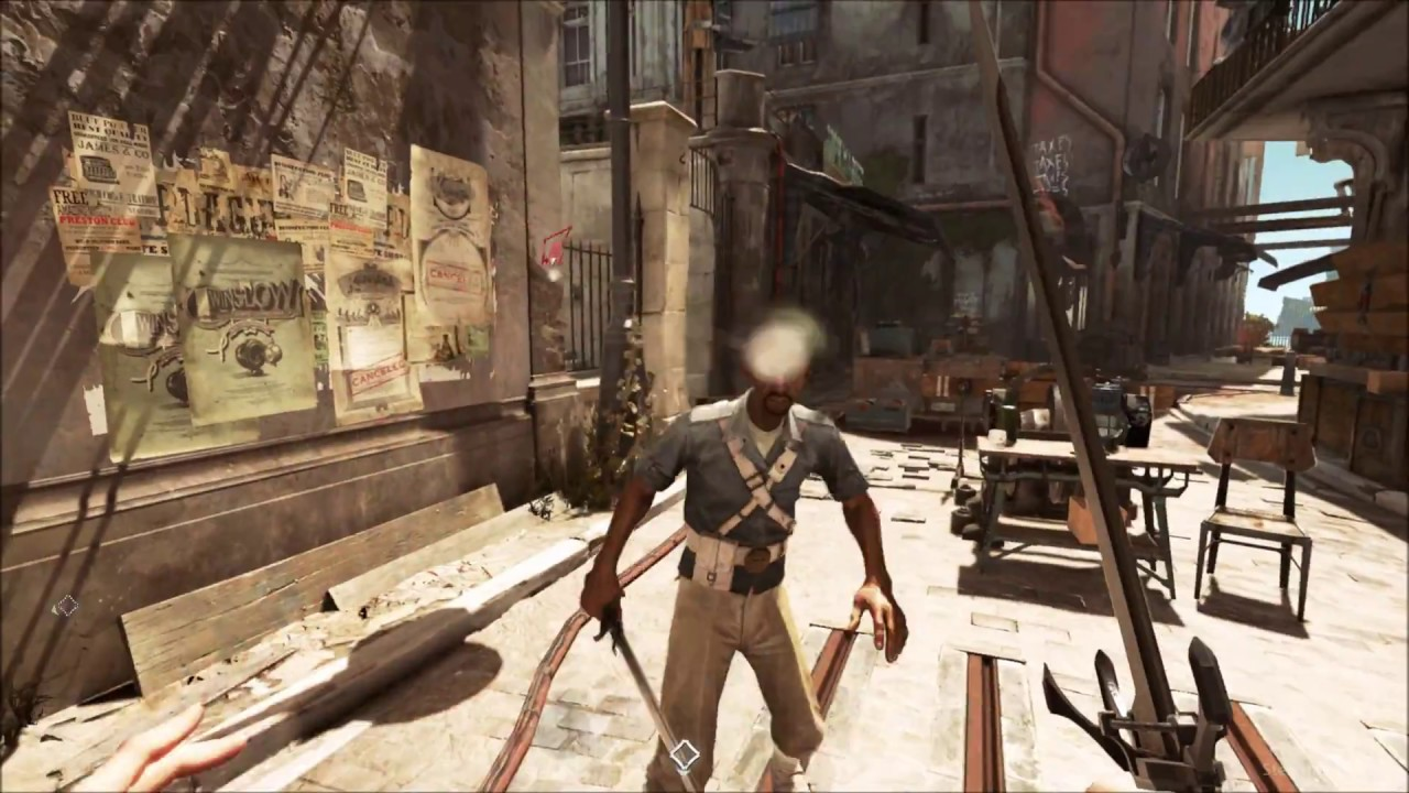 Dishonored 2 Stealth High Chaos (Test.Gtx1080) - YouTube