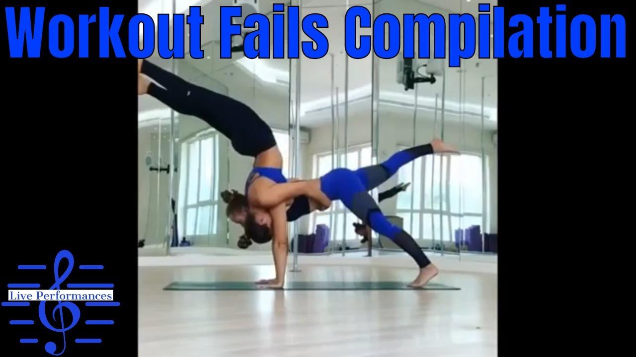 Women Workout Fails | Funny Compilation Videos 2019
