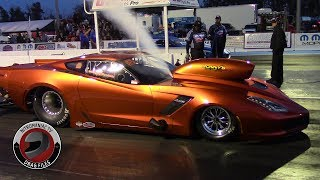 2016 IHRA Rocky Mountain Nationals Part 22: (Pro Modified Final Qualifying)