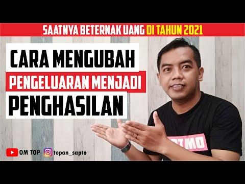 CARA MENGUBAH PENGELUARAN MENJADI PENGHASILAN | CARA MENGHASILKAN UANG DI INTERNET 2021