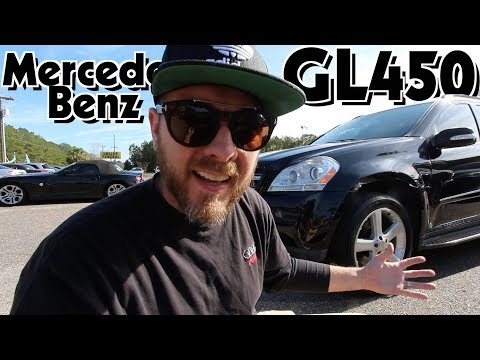 Here's a $78,000 Mercedes Benz GL450 ( Now Only $8,000 Cash ) In Depth Review Vlog