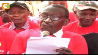 VIDEO: Embu Council of Elders divided over backing gubernatorial candidates