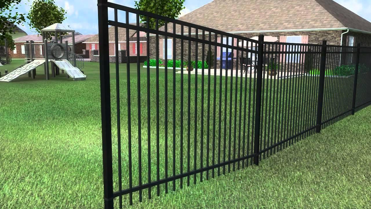 Ameristar Fence-Installation Video