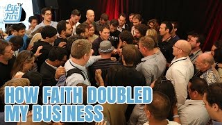 146: How Faith Doubled My Business