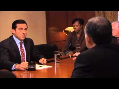 The Office - The Deposition - Deliveries all wrong