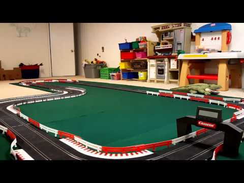 Ninco 1/32 Home Track – Basic Layout