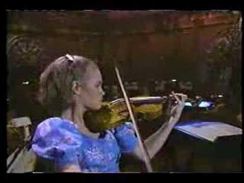 Leila Josefowicz Plays Kreisler - 1991