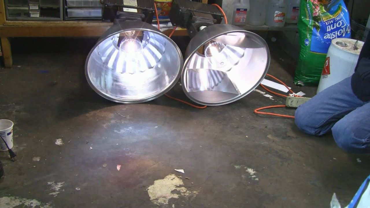 Cheap Hid Hps Metal Halide Grow Lights Youtube